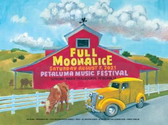 2021-08-07 @ Petaluma Music Festival - Festival Stage