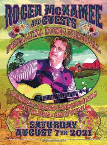 2021-08-07 @ Petaluma Music Festival - Acoustic Stage