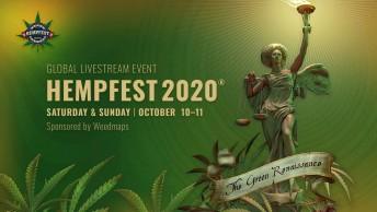 2020-10-10 @ Hempfest 2020 Live Stream