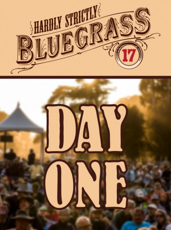 2017-10-06 @  Live Webcast - Day 1 @ Hardly Strictly Bluegrass 17