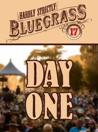 2017-10-06 @  Live Webcast - Day 1 @ Hardly Strictly Bluegrass 17