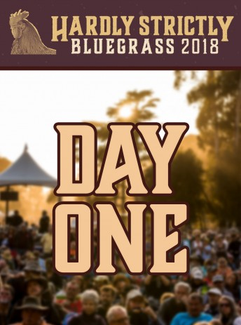 2018-10-05 @  Live Webcast - Day 1 @ Hardly Strictly Bluegrass 18