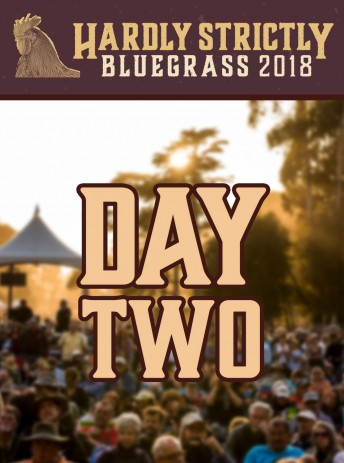 2018-10-06 @  Live Webcast - Day 2 @ Hardly Strictly Bluegrass 18