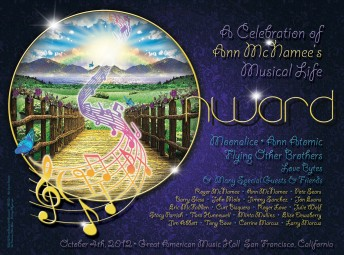 2012-10-04 @ Onward: A Celebration of Ann McNamee - Great American Music Hall