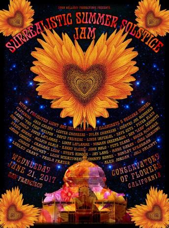 2017-06-21 @ Surrealistic Summer Solstice Jam