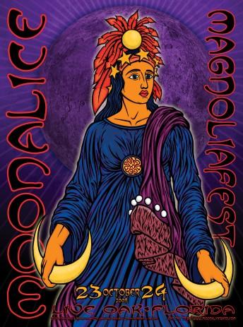 2009-10-24 @ Magnolia Festival