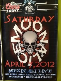 2012-04-07 @ Mexicali Live
