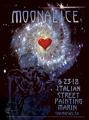 2018-06-23 @ Italian Street Painting Marin