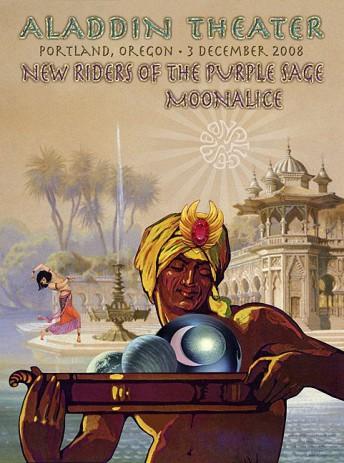 2008-12-03 @ Aladdin Theatre