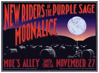 2011-11-27 @ Moe's Alley