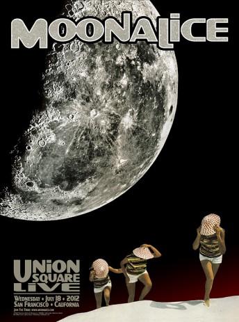 2012-07-18 @ Union Square Live