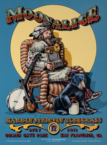2012-10-07 @ Hardly Strictly Bluegrass Festival 12