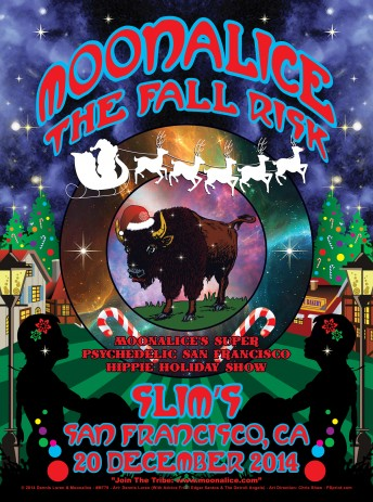 2014-12-20 @ Tribute to Rock Scully at Slim's
