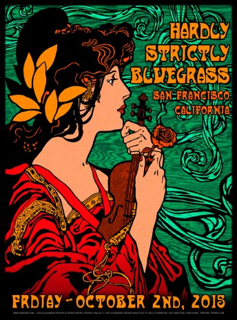 2015-10-02 @ Live Webcast - Day 1 @ Hardly Strictly Bluegrass Festival 15