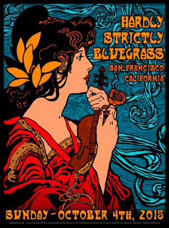 2015-10-04 @ Live Webcast - Day 3 @ Hardly Strictly Bluegrass Festival 15