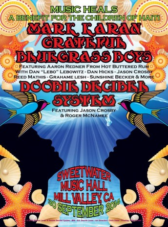2014-09-30 @ Music Heals Benefit at Sweetwater