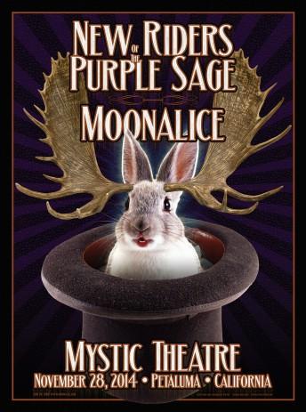 2014-11-28 @ Mystic Theatre
