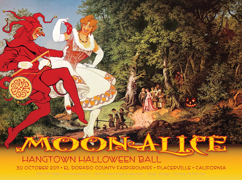 2011-10-30 @ Hangtown Halloween Ball in Placerville, CA | Moonalice